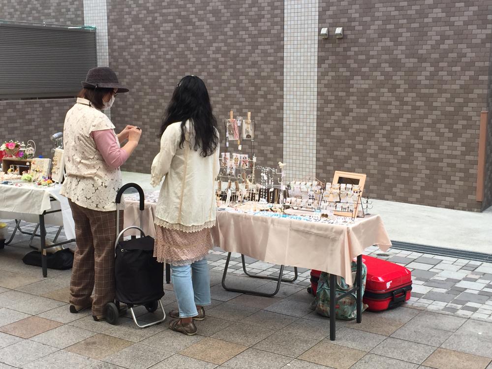 手作りアート・クラフトマーケット07